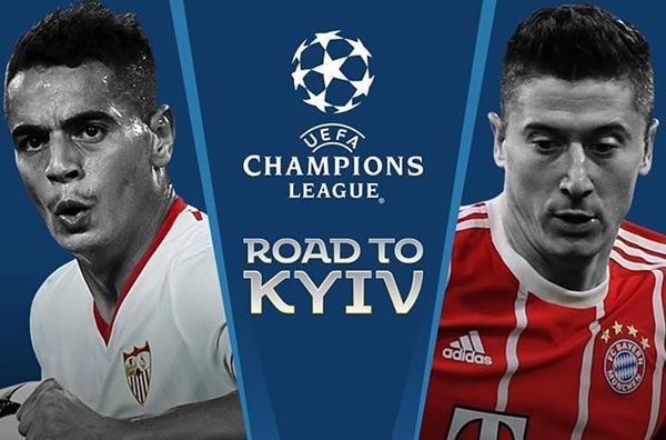 Dự đoán kết quả Sevilla vs Bayern Munich, 01h45 ngày 04/04
