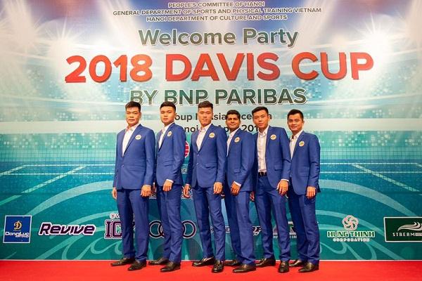 Trực tiếp Davis Cup Việt Nam vs ĐT Thái Bình Dương, 17h00 ngày 3/4