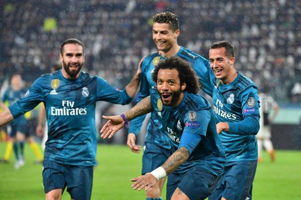 Kết quả bóng đá Cúp C1 Châu Âu hôm nay 04/04: Juventus 0-3 Real Madrid