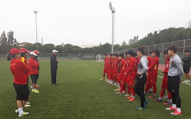 Asian Cup nữ 2018: Đội tuyển nữ Việt Nam sẽ đá như U23 Việt Nam