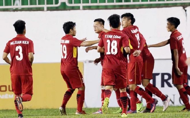 U19 Việt Nam sẽ tập huấn tại Anh trước VCK U19 châu Á 2018