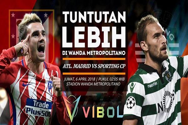 Nhận định bóng đá Atletico Madrid vs Sporting Lisbon, 02h05 ngày 06/04