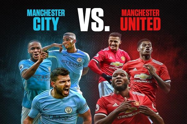 Lịch thi đấu vòng 33 Ngoại hạng Anh: Derby đại chiến Man City vs MU