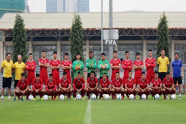 Trực tiếp giao hữu U19 Việt Nam vs Phù Đổng FC, 15h30 ngày 7/4