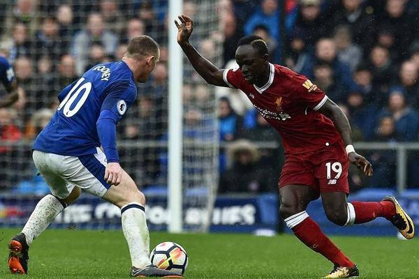 Kết quả Everton 0-0 Liverpool: Không Salah, Liverpool lỡ cơ hội soán ngôi MU