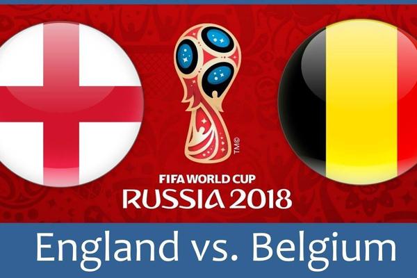 Lịch thi đấu bảng G World Cup 2018