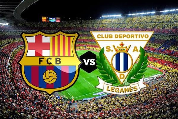 Lịch thi đấu bóng đá La Liga hôm nay 07/04: Barca vs Leganes