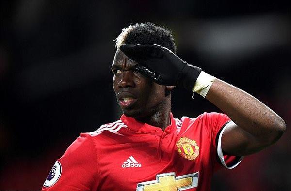 Trước derby Man City vs MU: Guardiola 'bịa đặt' sự thật khó tin về Pogba?