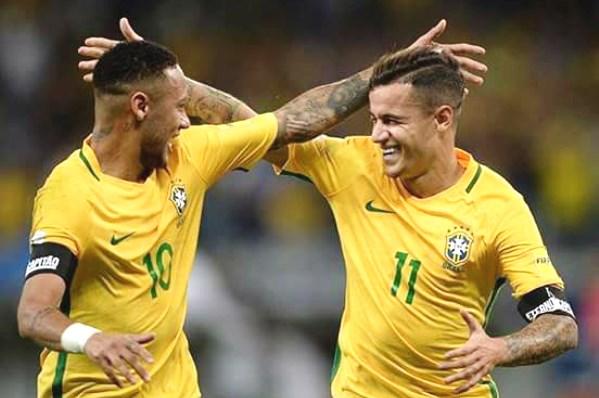 Lịch thi đấu bảng E World Cup 2018