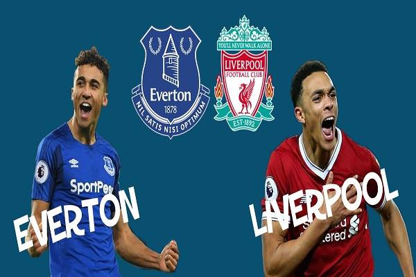 Lịch phát sóng trực tiếp vòng 33 Ngoại hạng Anh: Everton vs Liverpool