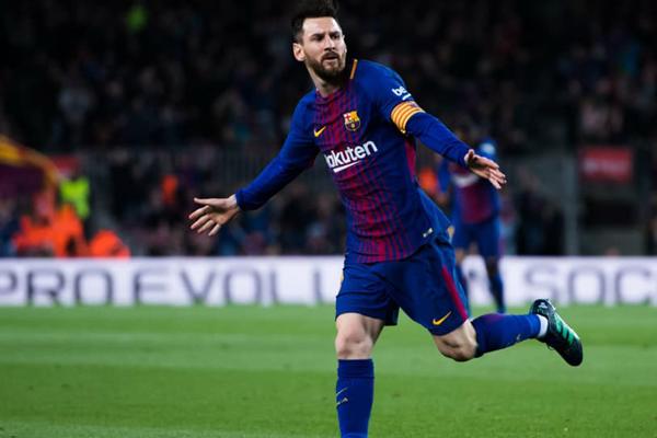 Kết quả Barca 3-1 Leganes: Messi lập hat-trick, Barca 'hóng' derby Real vs Atletico