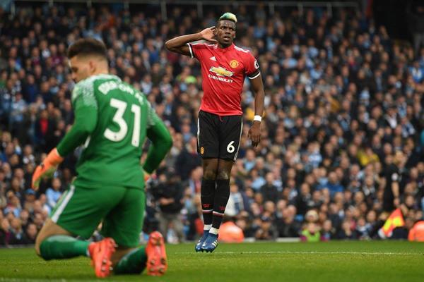 Kết quả Man City 2-3 MU, vòng 33 Ngoại hạng Anh: Siêu ngược dòng