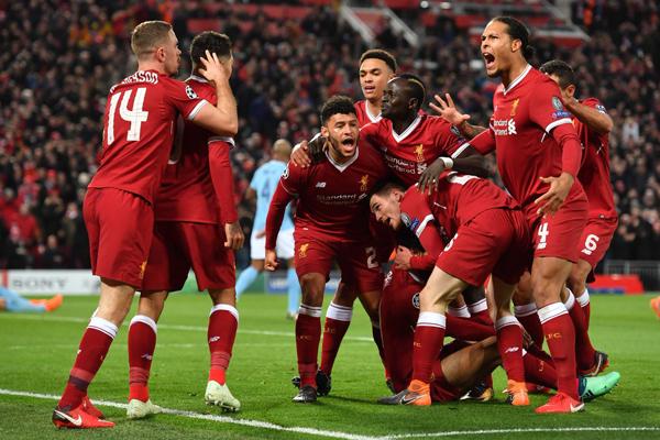 Xem trực tiếp tứ kết Cúp C1 giữa Man City vs Liverpool (01h45 ngày 11/4) trên kênh nào?