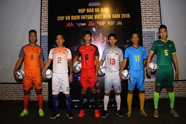 Bảng xếp hạng Giải Futsal chuyên nghiệp Việt Nam VFL 2018