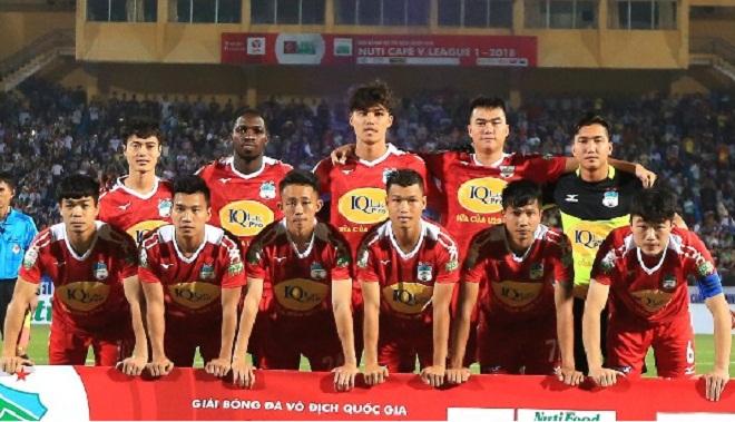 Kết quả vòng 1 Cúp quốc gia 2018: HAGL 5-0 Than Quảng Ninh