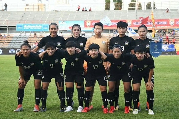 Lịch thi đấu và kết quả Asian Cup nữ 2018 hôm nay (9/4): Thái Lan vs Jordan