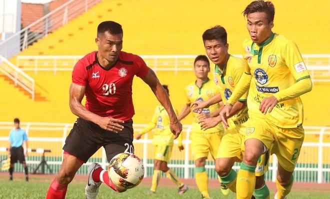 Kết quả TP. HCM 1-0 Đồng Tháp (vòng 1 Cúp QG 2018)