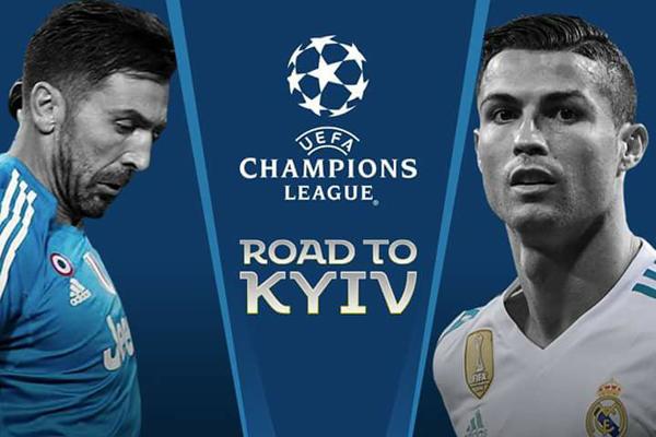 Xem trực tiếp Real Madrid vs Juventus (01h45 ngày 12/4) trên kênh nào?