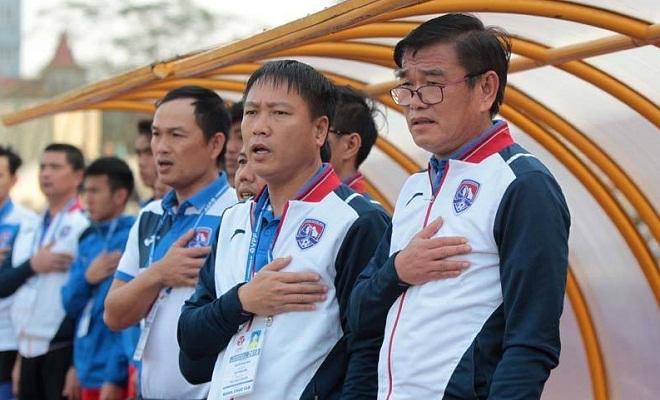 Nghi án Than Quảng Ninh buông Cúp QG, HLV Phan Thanh Hùng nói gì?