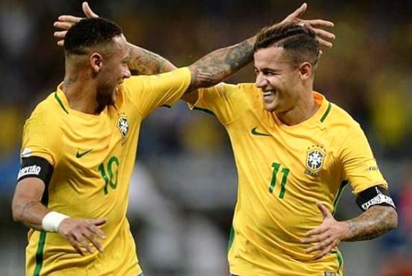 Thông tin lực lượng, đội hình ĐT Brazil tham dự World Cup 2018