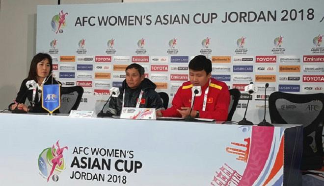 HLV Mai Đức Chung thừa nhận tuyển nữ Việt Nam hết cửa dự World Cup