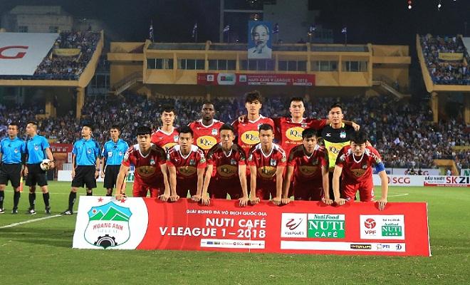 HAGL nhận tin dữ về lực lượng trước trận đấu gặp Sài Gòn FC