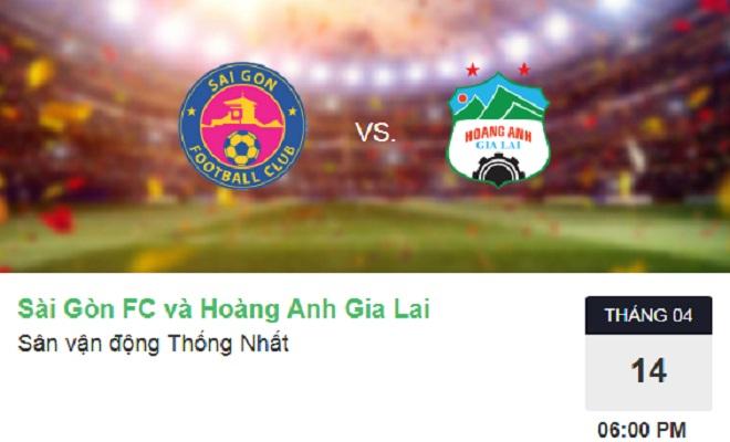 Sài Gòn FC công bố giá vé xem trận đấu với HAGL ở vòng 5 V-League 2018