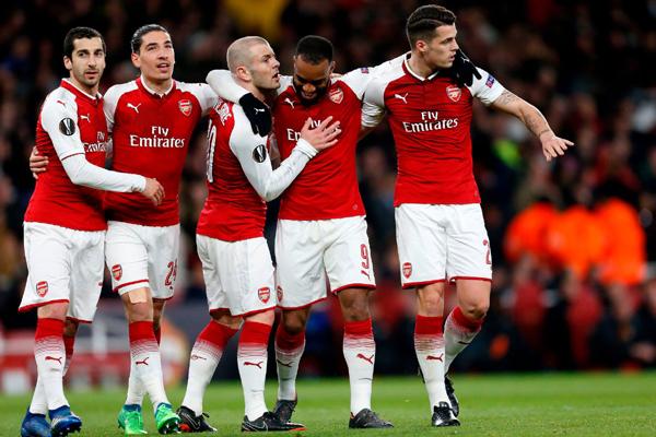 Xem trực tiếp CSKA Moscow vs Arsenal (02h05 ngày 13/4) trên kênh nào?