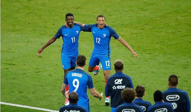 Thông tin lực lượng, đội hình ĐT Pháp tham dự World Cup 2018