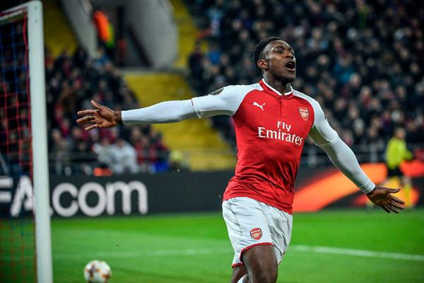 Kết quả CSKA Moscow 2-2 Arsenal: Arsenal run rẩy vào bán kết Cúp C2 châu Âu