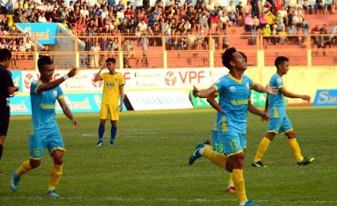 Kết quả, bảng xếp hạng vòng 5 V-League 2018 mới nhất: Khánh Hòa vươn lên top đầu