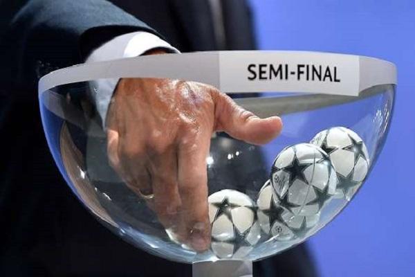 Thể thức bốc thăm bán kết Cúp C1 Champions League 2017/18
