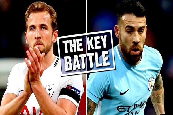 Lịch phát sóng trực tiếp Ngoại hạng Anh vòng 34: Tottenham vs Man City