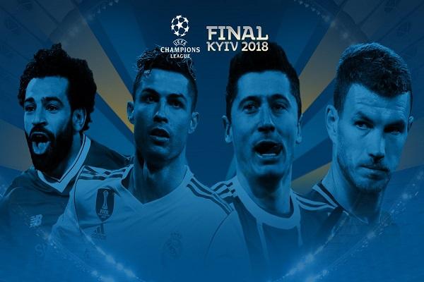 Dự đoán đội vô địch cúp C1 Champions League 2017/18: Bạn nghĩ sao?