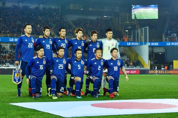 Thông tin lực lượng, đội hình ĐT Nhật Bản tham dự World Cup 2018