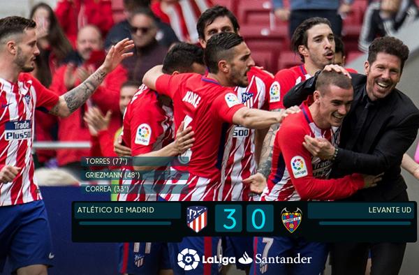 Kết quả bóng đá La Liga ngày 16/04: Thành Madrid mở hội