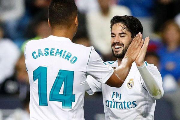 Kết quả bóng đá hôm nay 16/4: Malaga 1-2 Real Madrid