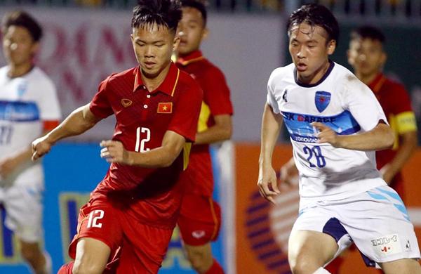 Lịch thi đấu bóng đá Tứ hùng Hàn Quốc hôm nay (18/4): U19 Việt Nam vs U19 Mexico