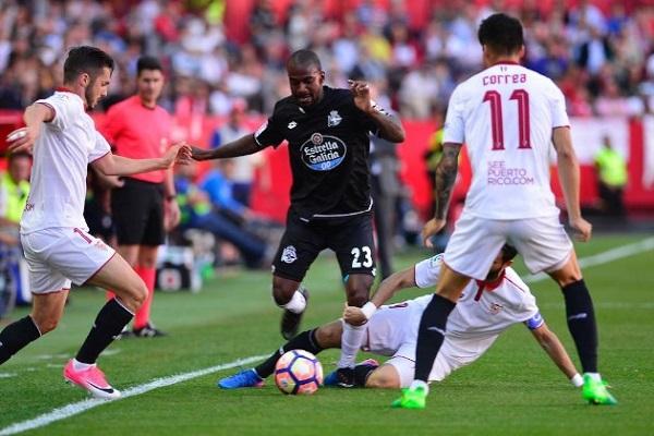Nhận định bóng đá Deportivo vs Sevilla, 0h30 ngày 18/4