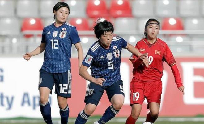 Trực tiếp Nữ Nhật Bản vs Nữ Trung Quốc, 00h00 ngày 18/4 (Asian Cup nữ 2018)