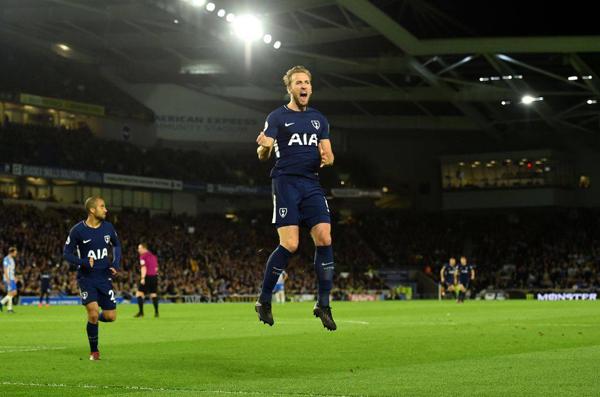 Kết quả bóng đá hôm nay (18/04): Brighton 1-1 Tottenham