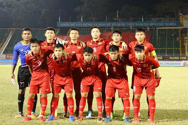 Video U19 Việt Nam vs U19 Mexico (Cúp Tứ hùng Hàn Quốc 2018)