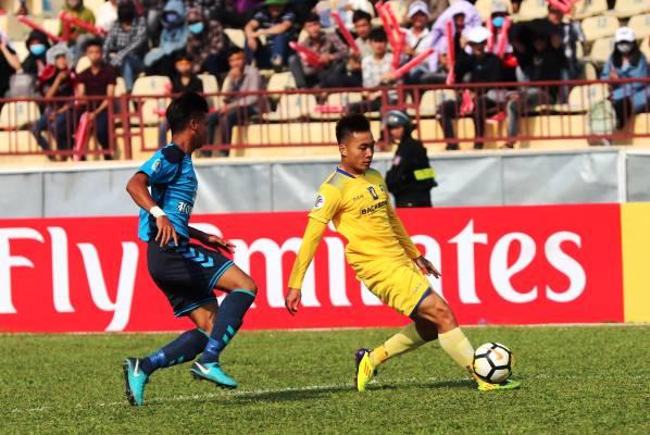 Lịch phát sóng trực tiếp vòng 6 V.League 2018 SLNA vs B. Bình Dương