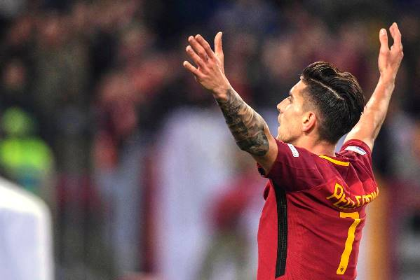 Lịch thi đấu giao hữu hè 2018 của AS Roma