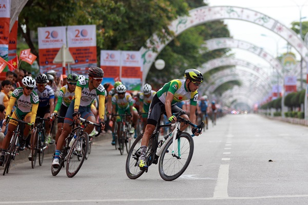 Trực tiếp đua xe đạp chặng 21 Cúp Truyền hình TP. HCM 2018 ngày 20/4