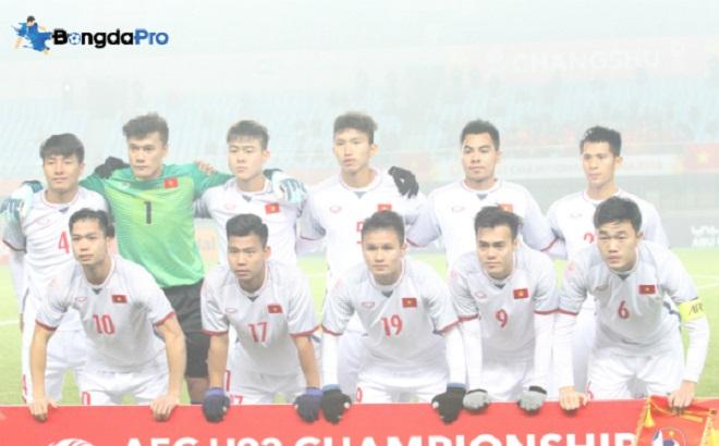 Những ngôi sao U23 Việt Nam đủ điều kiện tham dự giải châu Á 2020