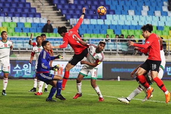 Nhận định bóng đá U19 Hàn Quốc vs U19 Mexico, 15h00 ngày 20/4