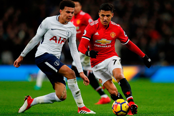 Xem bóng đá trực tuyến MU vs Tottenham, 23h15 ngày 21/04