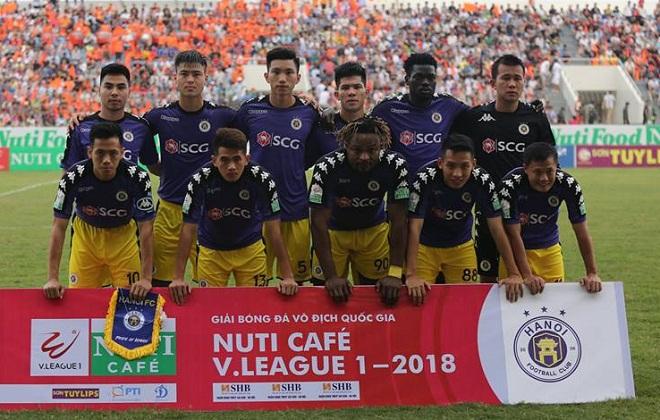 Hà Nội FC mất 2 ngôi sao trước trận gặp Sài Gòn