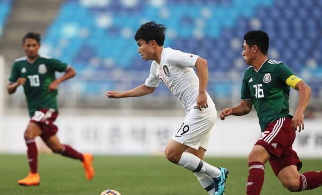 Trực tiếp U19 Mexico vs U19 Maroc, 13h00 ngày 22/4